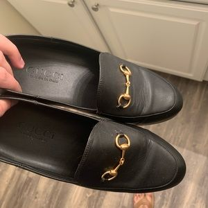 Gucci Brixton loafers men size 8